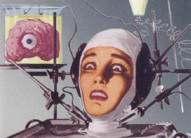 head transplant sci fi